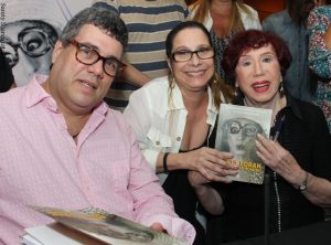 João Luiz Azevedo, Bia Nunes e Berta Loran